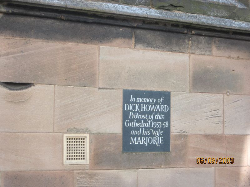 Plaque of Remembrance