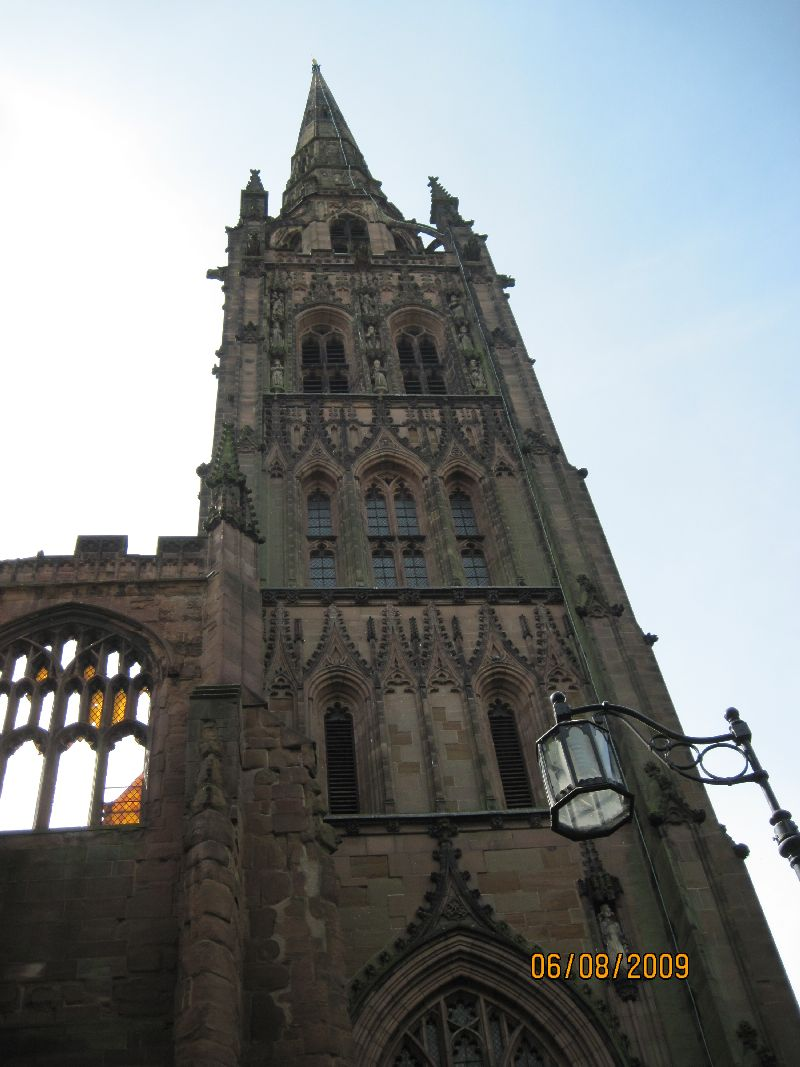 Dome of Coventry Cathedral 4